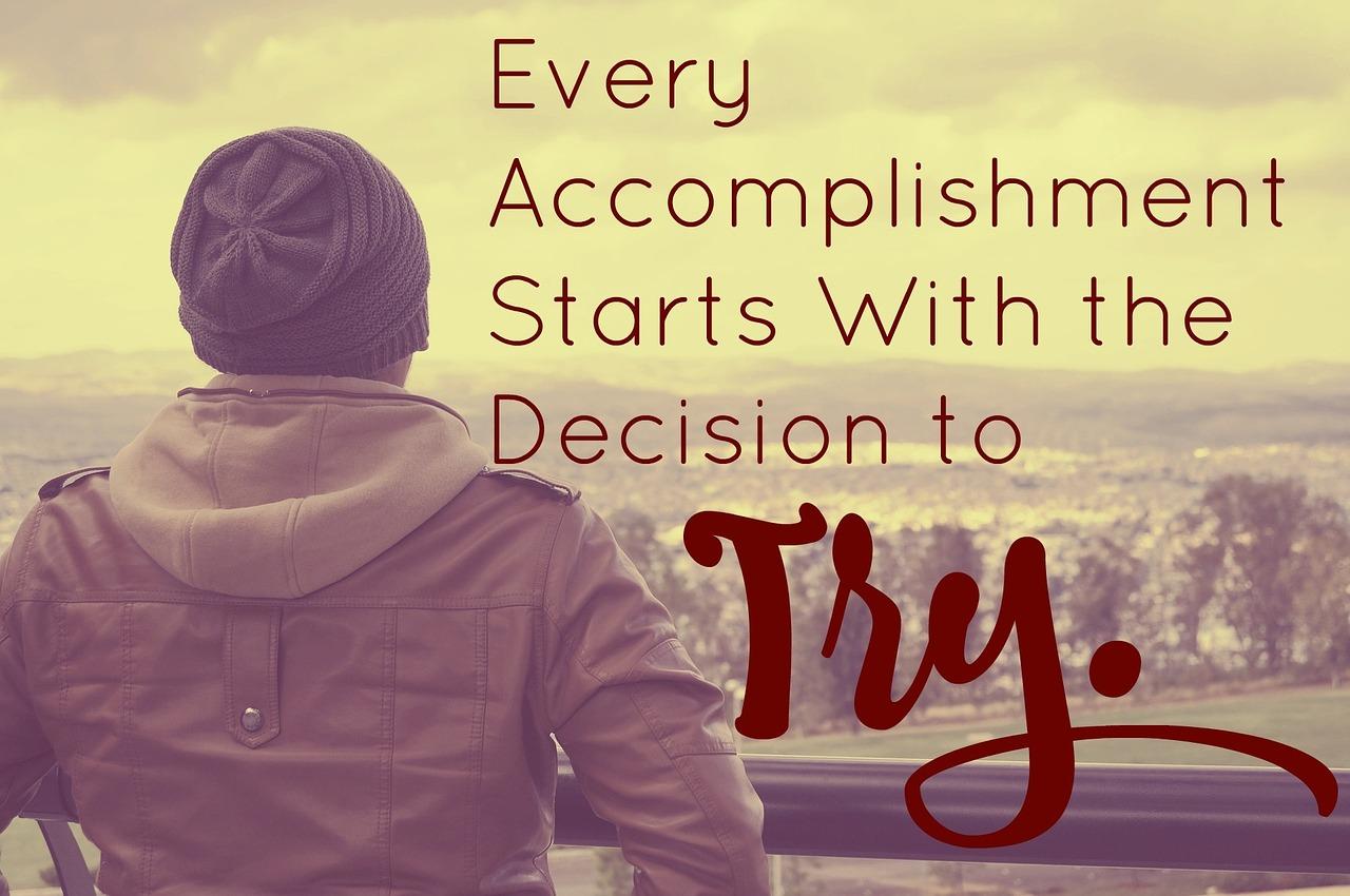 5 Raisons pour ne jamais laisser tomber nos rêves